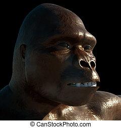 neanderthal, homme préhistorique