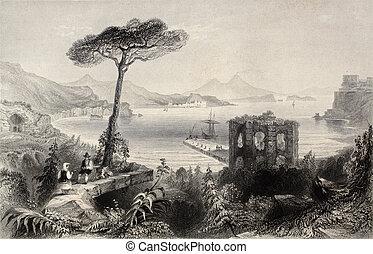 neapol, zatoka
