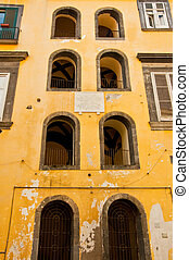 neapolitan building