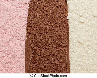 neapolitan, helado