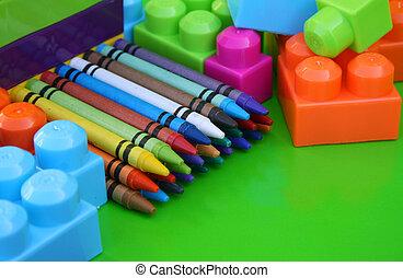 Neat Crayons