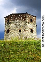 Nebojsa tower in Belgrade