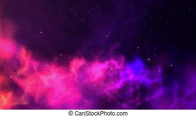 Nebula Journey