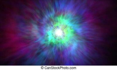 nebula ray star