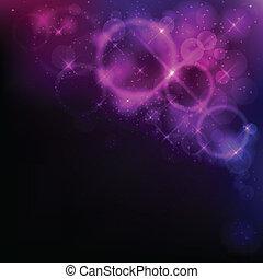 Nebula vector design
