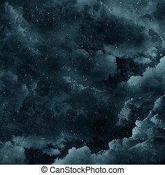 Nebulae in the sky
