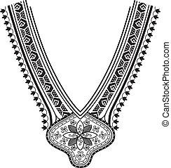 Necklace Design Fashion