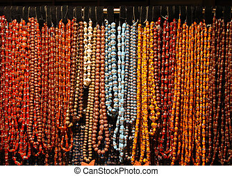 Necklaces pearls