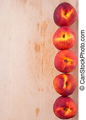 Nectarine Fruit