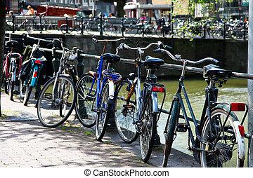 nederländerna, amsterdam, holland, huvudstad