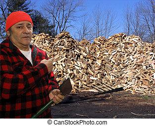 Need Some Wood