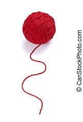 needlecraft, lana, tejido de punto