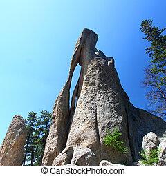 Needles Eye Formation - South Dakota
