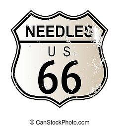 Needles Route 66