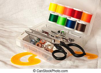 Needlework - Sewing scissors