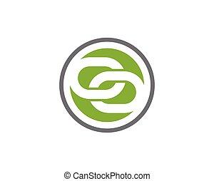 negócio, abstratos, unidade, vetorial, logotipo