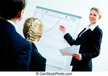 negócio, educação