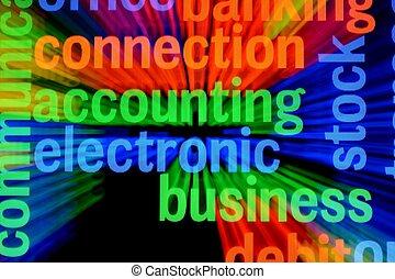 negócio eletrônico