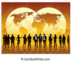 negócio global