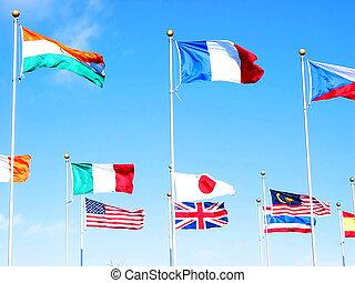 negócio internacional, 3