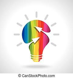 negócio, marketing, estratégia, conceito