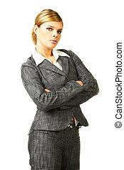 negócio mulher, 6