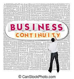 negócio, palavra, nuvem, para, negócio, e, finanças,...