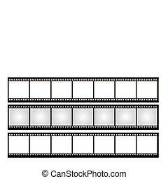 negative photo vector - black,brown,gray,white negative...