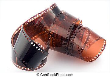 negativo fotografico, film