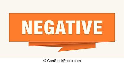 negativo