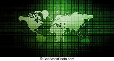negocio global