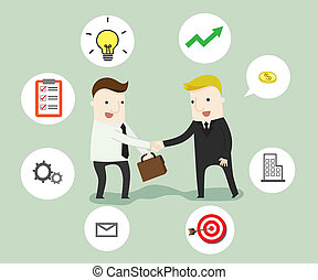 Negotiation in business