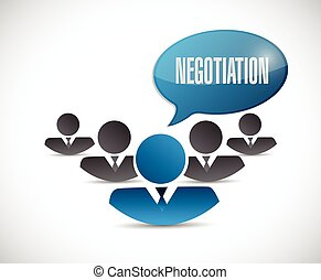 negotiation people network