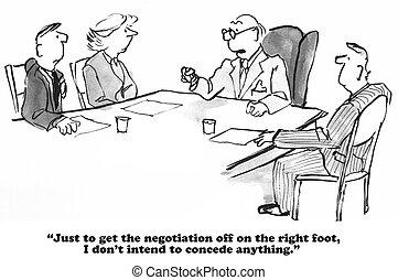 negoziatore