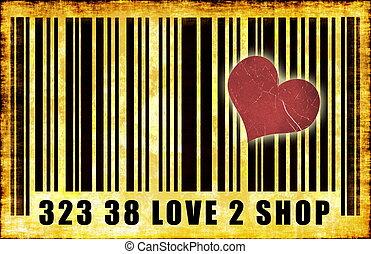 negozio, amore
