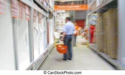negozio, periodo, tempo costruzione