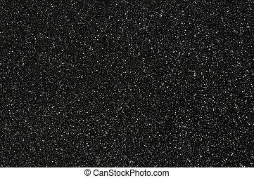 negro, resplandor, textura, plano de fondo