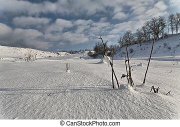 neige, 6.