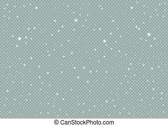 neige blanche, fond