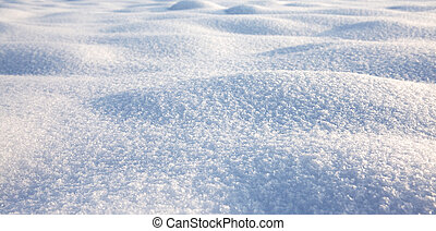 neige, texture, scène hiver, neige, fond