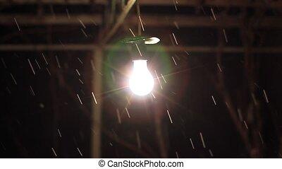 neiger, nuit