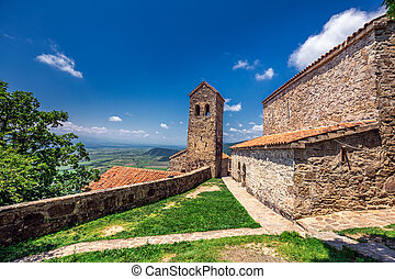 Nekresi historic monastery