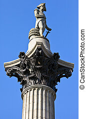 Nelson's Column in London.