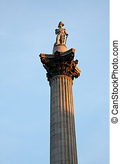 Nelson's Column in Trafalgar Square