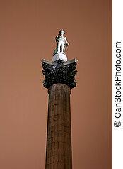 Nelson's Column in Trafalgar Square