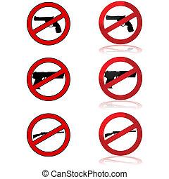 nem, fegyverek, elismert