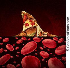 nemoc, krev, nebezpečí