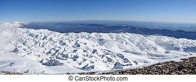 Nemrut Dagi panorama