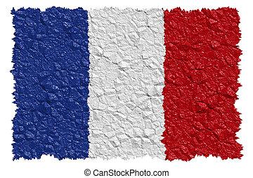 nemzeti lobogó, franciaország