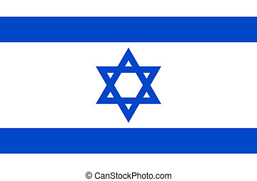 nemzeti lobogó, izrael